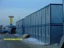 Общежитие для строителей