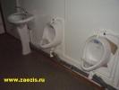 Мобильный туалетно душевой комплекс