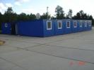 Столовая на территории складского комплекса S=210 м/кв.