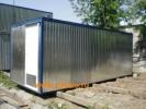 Блок-контейнер /ЭКОНОМ/ 2.45х5.85х2.38 м.