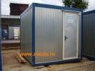 Блок-контейнер /ЭКОНОМ/ 2.45х4.5х2.38 м.