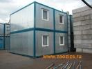 Блок-контейнер /БИЗНС/ 3.0х6.0х2.7м.