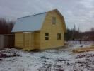 Каркасный дом 6,0х6,0