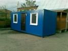 Блок-контейнер /ЛЮКС/ 2.45х6.0х2.5 м.