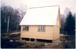 Брусовой дом 5.0х6.0
