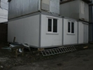 Модульное здание (б/у) 7.7х6.0х2.5м.